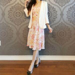 Free gift* NWOT Ann Taylor 100% silk dress